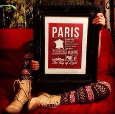 #Paris #France The City of Light