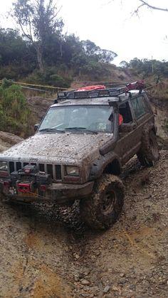 XJ off road