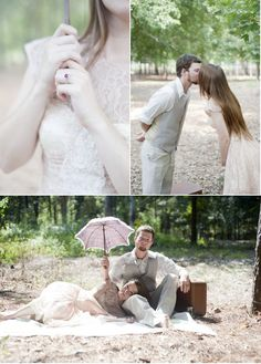 Vintage picnic anniversary shoot. Minutes of Love Photography.