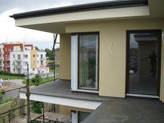 Izolacja balkonu w nowym budownictwie.