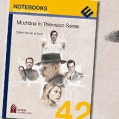 Llega Medicine in television series, la versión en inglés de: La medicina en las series de televisión | vía Fundación Dr. Antonio Esteve