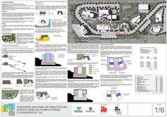 Resultado do Concurso Nacional de Arquitetura para a Sede da FATMA - FAPESC / Santa Catarina - SC,Prancha 1