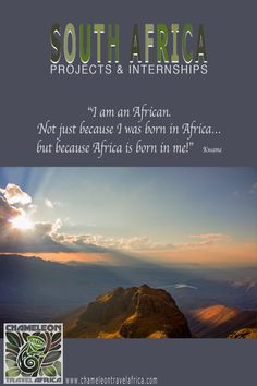 Only when you have been to South Africa and you are immersed in the overwhelming nature you will feel that this also applies to you. Every project you visit will leave an indelible impression in your heart.  Help animals, learn about nature, meet wonderful people from all over the world!  Volunteering here means having a life-changing experience:-)  #volunteer #internship #southafrica #wildlife #animals