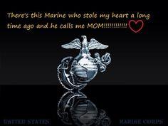 Marine mom and proud :)