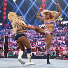The must-see images of Raw, June 28, 2021: photos | WWE Drew Mcintyre, Charlotte Flair, Aj Styles, Wwe Photos, See Images, Professional Wrestling, Superstar, The Incredibles, June
