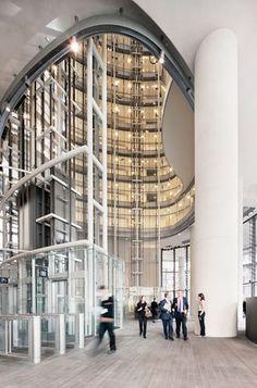 1 bligh street tower lobby - Google Search
