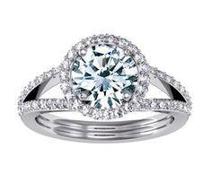 Aurora Ring (1/2 ct.tw.)  #BrilliantEarth