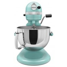 Pro 600 Stand Mixer By KitchenAid In AquaSky