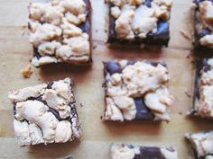 Cake Mix Chocolate Peanut Butter Bars | Brenda's Canadian Kitchen