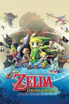 Details about Zelda Wind Waker HD poster Legend Video Games Nintendo Wii U Ganondorf Video Game Posters, Video Games, Wii U, Nintendo Wii, Nintendo Switch, Game Tester Jobs, Wind Waker, Inspirational Posters, Lego Batman