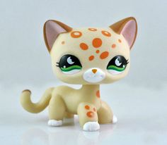 Littlest Pet Shop Cat Collection Child Girl Boy Figure Toy Loose Cute LPS820