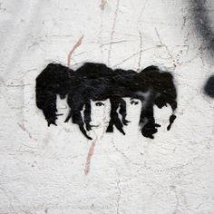 Beogradski grafiti.: Beatles #Beograd #Belgrade #Graffiti #Grafiti #StreetArt