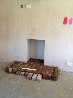 For log burner