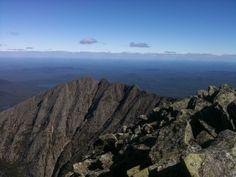 Gotta climb this mountain!!    Maine - Mt. Katahdin