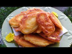Τηγανιτες με τυρί χωρίς κόπο σε λίγα λεπτά έτοιμες για το κολατσιό μας της Γκολφως - YouTube Pancakes, French Toast, Food And Drink, Cooking Recipes, Snacks, Breakfast, Savoury Pies, Youtube, Greek Dishes