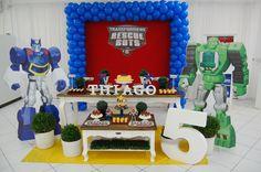Aniversário Thiago