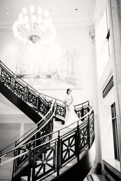 Christina + Greg Chicago Wedding » Husar Wedding Photography