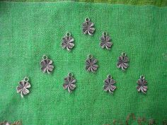 Shamrock Charm  10 Charms by JewelleryEssentials on Etsy, $2.95