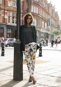 Hiya Hedvig! Those printed pants make you look smashity smashity. As always. Gracias #LeeOliveira