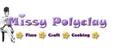 Missy Polyclay - how to make a cupcake