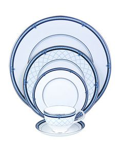 """Royal Doulton """"Countess"""" 5-Piece Place Setting - Fine China - Dining & Entertaining - Macy's"""