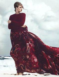 Harper's Bazaar Spain September 2014   Vlada Roslyakova   Andrew Yee