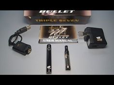 Triple Seven 777 E-cigs: Bullet Essential Starter Kit Review