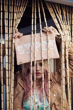 Gypsy bolsa - Blush (laptop)