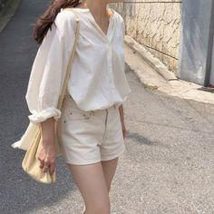 Korean fashion styles 716916834417621477 - Source by Korean Girl Fashion, Korean Fashion Trends, Korean Street Fashion, Ulzzang Fashion, Korea Fashion, Daily Fashion, Ulzzang Girl, Kfashion Ulzzang, Korean Fashion Summer