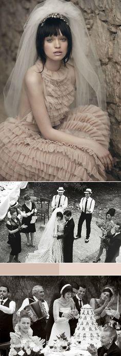 Sicilian Wedding Photo Shoot - Vanity Italy July 2011, shot by Signe Vilstrup