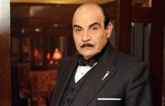 David Suchet stars in Agatha Christie's Poirot: Murder on the Orient Express on Christmas Day