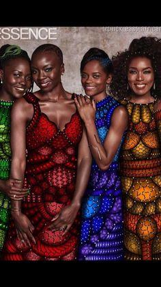 Phenomenal Women #InternationalWomensDay #Africanexcellence