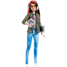 2016 Barbie Game Developer Doll - with IPad, Laptop, Headset and Glasses