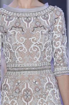 """patternprints journal: PRINTS, PATTERNS AND DETAILS INTO """"COUTURE"""" WOMAN COLLECTIONS FALL/WINTER 2014-15 / Ralph & Russo"""