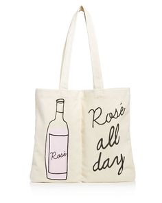 Twelve Nyc Rose All Day Wine Tote - 100% Exclusive