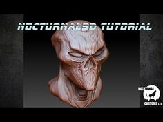 Zombie Alien Zbrush sculpt tutorial using Wacom Cintiq Touch Zbrush, Filmmaking, Sculpting, Lion Sculpture, My Arts, Tutorials, Statue, Cinema, Sculpture