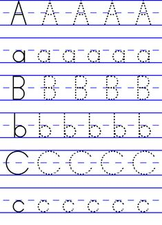 math worksheet : abc tracing sheets for preschool kids  kiddo shelter  alphabet  : Abc Tracing Worksheets For Kindergarten