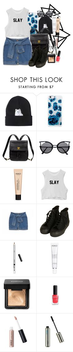 """""""Fashion"""" by yoinerperez ❤ liked on Polyvore featuring Chicnova Fashion, BlissfulCASE, Kate Spade, DKNY and Topshop"""