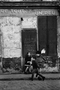 De Tout… Un Peu Paris 1960s  Photo: Krass Clement