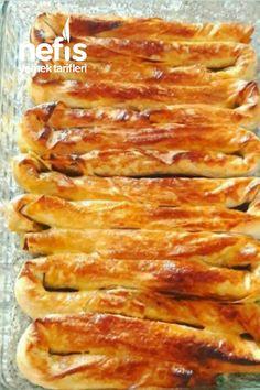 Patlıcanlı Börek Nefis ( Oyulan İçleri Değerlendirme) #patlıcanlıböreknefis #börektarifleri #nefisyemektarifleri #yemektarifleri #tarifsunum #lezzetlitarifler #lezzet #sunum #sunumönemlidir #tarif #yemek #food #yummy Turkish Borek, Kitchen Art, Lasagna, French Toast, Bacon, Food And Drink, Cooking, Breakfast, Ethnic Recipes