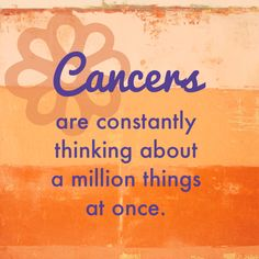 Cancer Zodiac Sign ♋️ << SO TRUE! Yup i am cancer this all describes me Cancer Zodiac Facts, Cancer Horoscope, Cancer Quotes, Gemini And Cancer, Horoscopes, Cancer Astrology, Horoscope Memes, My Zodiac Sign, Zodiac Quotes