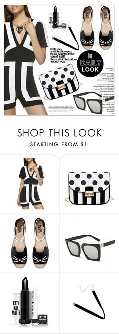 """""""TD3/5"""" by jecakns ❤ liked on Polyvore featuring Karl Lagerfeld"""
