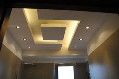 Easy And Cheap Cool Ideas: False Ceiling Bedroom Gray false ceiling design awesome.False Ceiling Bathroom Home false ceiling living room layout. Gypsum Ceiling Design, House Ceiling Design, Ceiling Design Living Room, Bedroom False Ceiling Design, False Ceiling Living Room, Home Ceiling, Modern Ceiling, Ceiling Decor, Ceiling Lights