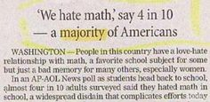 a solid majority