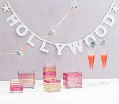 Hollywood-Inspired Parties: Chick Flicks