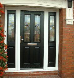 Composite Double Glazed Doors - Dalmatian WindowsDalmatian Windows