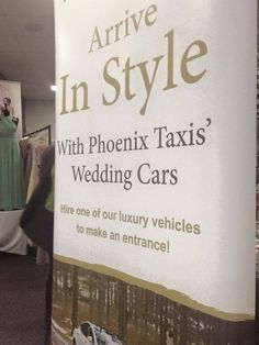 Wedding fair hosted at St.James park for the fabulous wedding wonder show.