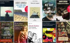 Libros más vendidos semana del 8 al 15 de mayo en #ficción