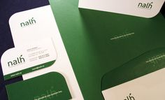 Logo design + corporate identity package for NALH Bookkeeping Services