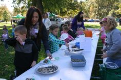 Fall for the Forest Preserves of Winnebago County, IL - October 11, 2014 at Atwood Homestead Forest Preserve